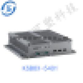 無風扇一體機嵌入式X86工控機串口安卓小主機