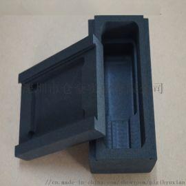 倒扣设计加黑高发泡盒子内衬 同款EVA内衬可定制