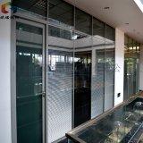 滨州玻璃隔断墙安装,办公室屏风百叶高隔间