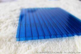 苏州12mm蜂窝阳光板温室 PC阳光板