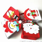 新款圣诞卡通糖果袋 创意 圣诞节礼品袋手提礼物袋