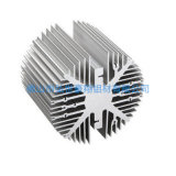 佛山定做led太阳花散热器 大功率LED散热器厂家