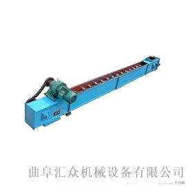 供应刮板输送机规格加工定制 沙子刮板运输机保定