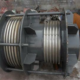 按圖訂制不鏽鋼波紋補償器|管道緩衝直埋式補償器