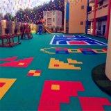 臺灣基隆市防滑懸浮地板籃球場