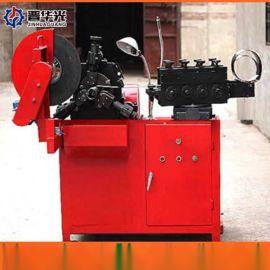 聊城市可调速金属波纹管制管机钢管镀锌管成型设备扁管机