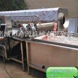 大型水浴式魚塊解凍機 連續式凍魚凍肉解凍機