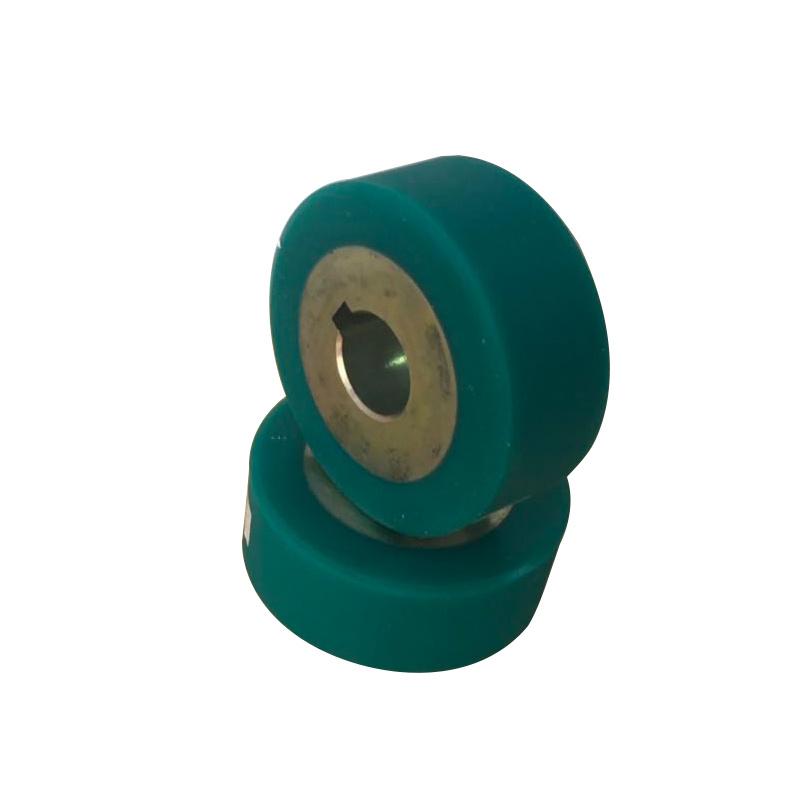 热风缝口密封机胶轮 压胶轮 过胶轮 热风机胶轮