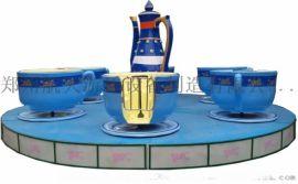 航天游乐推出新款特卖旋转咖啡杯游乐设施