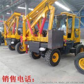 青海936路桥桩工打桩机 路面施工工程打桩机