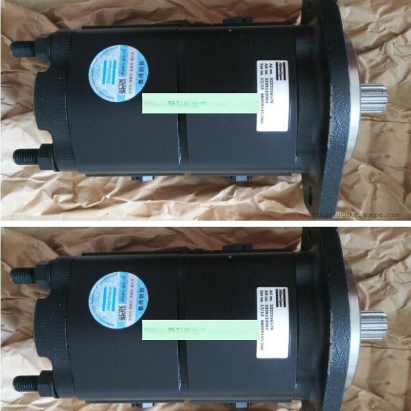 阿特拉斯T35钻机双联泵3222316579