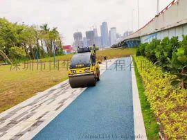 深圳彩色沥青路面造价