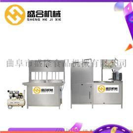 豆腐机器自动商用 豆腐机家用 豆腐机小型山东威海