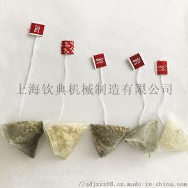 二花山金银花花草茶袋泡茶三角袋袋泡茶茶叶包装机