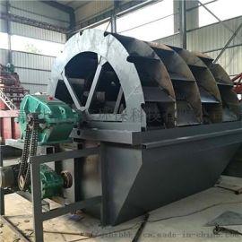 水轮 洗砂机 山东 厂家直供