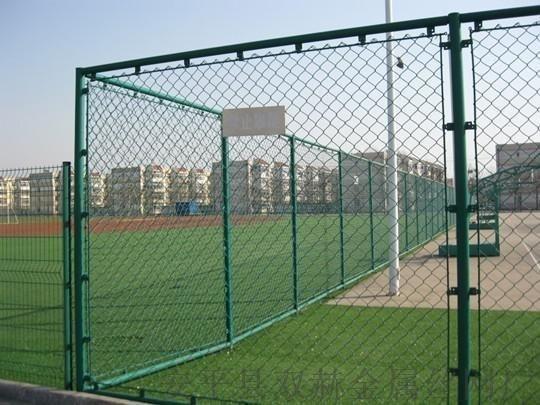 供应体育球场围网 网球场护栏网 喷塑球场围栏网高强度护栏网