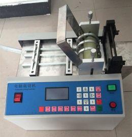 广东厂家促销硬塑料管裁切机 光纤保护管切断机PE管切管机
