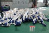 力虎5T*6M双扣白色扁平吊带 起重吊带