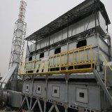 净化脱附催化燃烧对各种喷漆废气处理达到环评要求