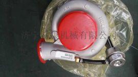增压器 PC200-7挖掘机 6D102