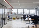 萧山区游戏公司设计效果图 杭州名设网办公室设计