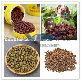 宠物饲料设备宠物食品加工生产线