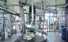 树脂全套生产设备 厂家定制(PU)聚氨酯生产线设备