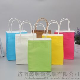 纸袋厂家批发礼品手提袋定制