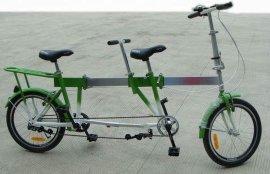 超炫浪漫双人自行车(NDQJF 2001-6)