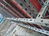 代替木方的钢支撑剪力墙支护脚手架