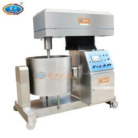 大型液压肉浆搅拌机工业型肉丸打浆机
