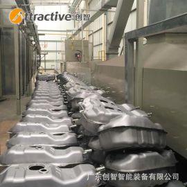 【广东创智】喷漆流水线 涂装设备 自动化生产线