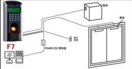 指纹门禁机(F7)