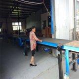 供應高溫皮帶機輸送機 小型傳送帶 移動升降皮帶輸送機