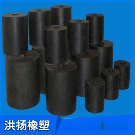 橡胶减震器 减震缓冲橡胶弹簧 高耐磨橡胶减震柱