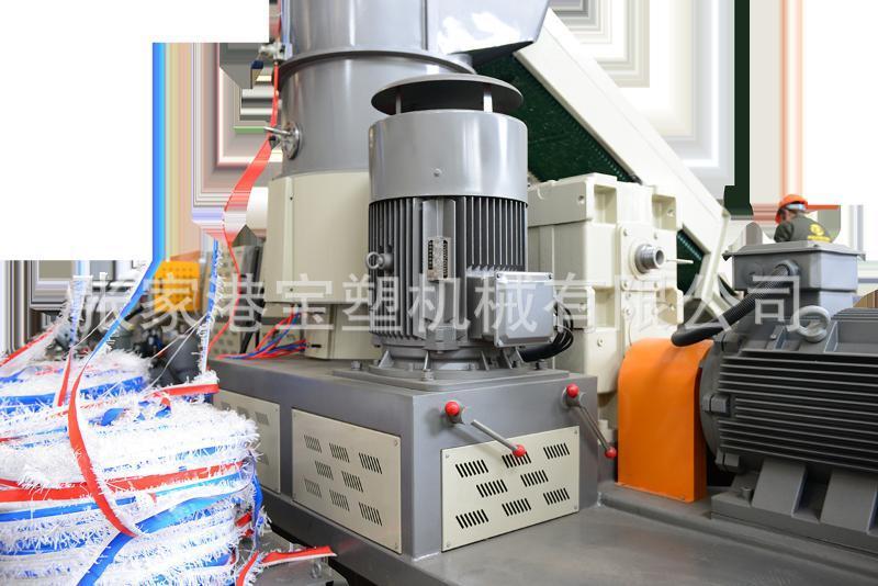 废旧塑料造粒设备 大棚膜造粒机 编织袋造粒机械
