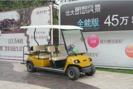 朗動六座高爾夫觀光車