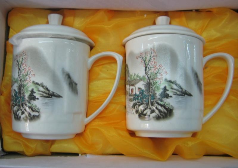景德镇**陶瓷茶杯