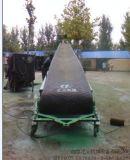 普通碳钢材质皮带输送机  不锈钢架材质皮带输送设备