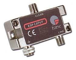 有线电视信号防雷器ESP CATV/F