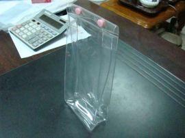 透明環保紐扣袋 環保PVC衣服包裝袋