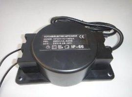 地埋灯变压器 泳池喷泉灯100W 水底灯防水变压器