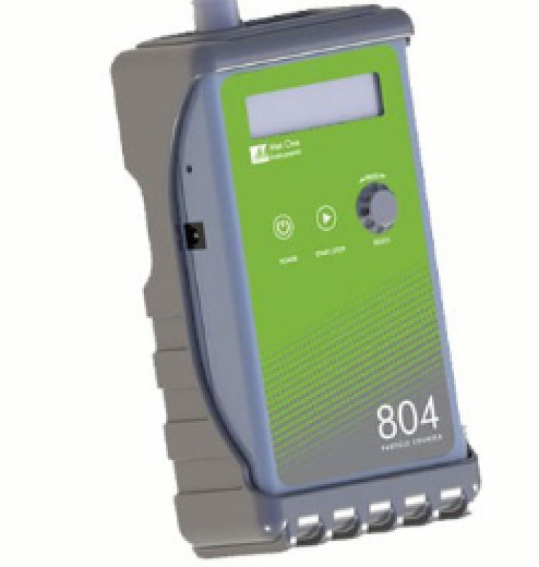 美國 MetOne804 攜帶型粒子計數器2