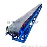 圆管装车输送机报价 PVC带输送机定制qc