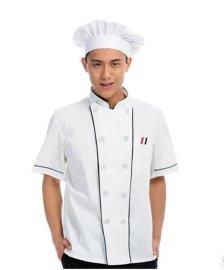 红万服饰 定制 加工 厨师服