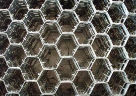 沃金321-L不锈钢龟甲网