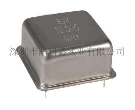 恒温晶振OCXO插件恒温晶体振荡器SJK恒温晶振