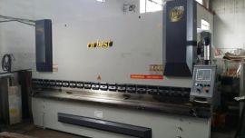 昆明不锈钢100T/4米精密数控折弯机厂家