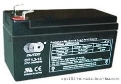 奥特多蓄电池&奥特多12V1.3Ah电池&奥特多OT1.3-12电池&门禁蓄电池&电梯蓄电池&电子设备蓄电池&刷卡器蓄电池