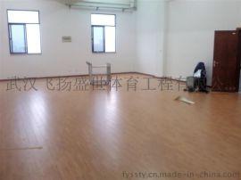 室内篮球场地专业地胶 枫木纹 排球五人制足球健身房羽毛球运动地板pvc运动地胶 篮球场地运动地板乒乓球场地运动地板